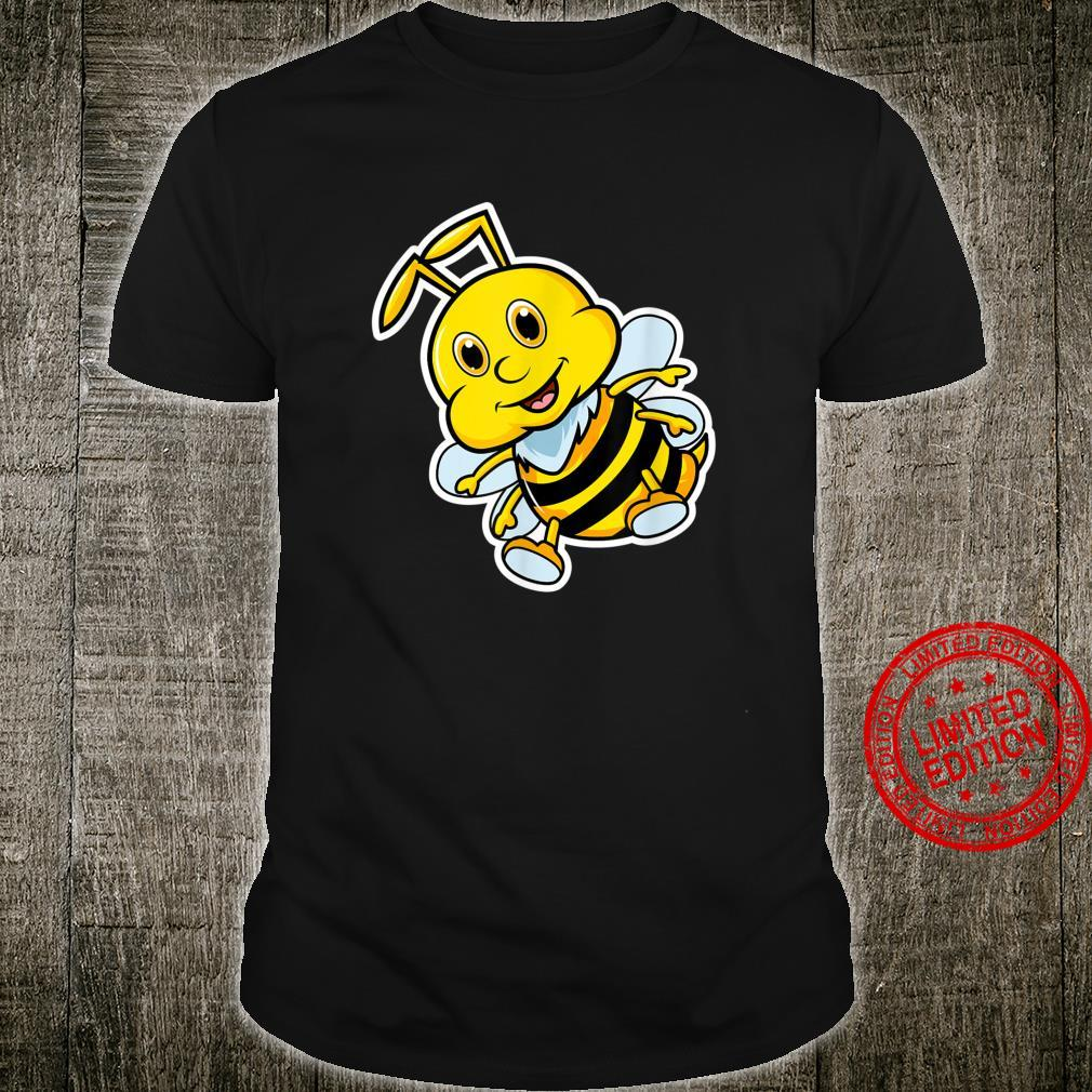 Bee For and Girls Boys Bumble Bee Shirt