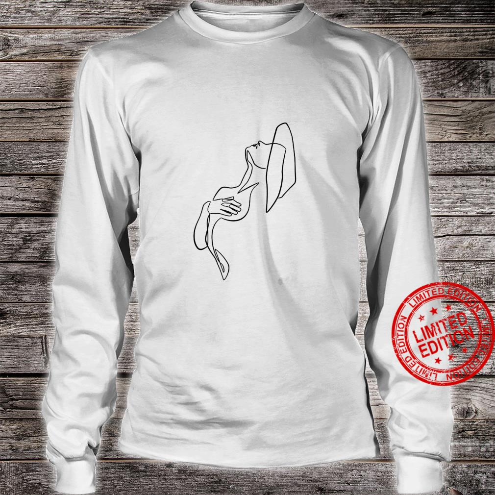 Infinite Noon With Dancers Shirt long sleeved