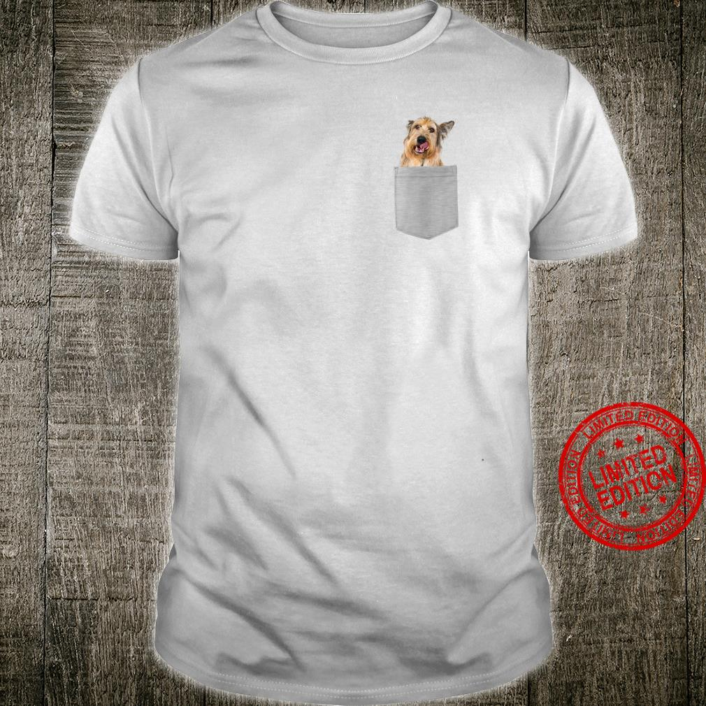 Dog in Your Pocket Berger Picard Shirt